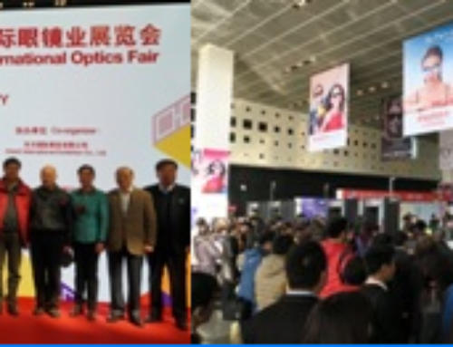 Benern attends The 16th China (SHANGHAI) International Optics Fair