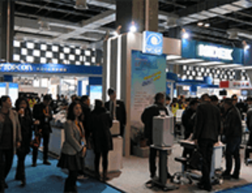 Benern attends The 17th China (SHANGHAI) International Optics Fair
