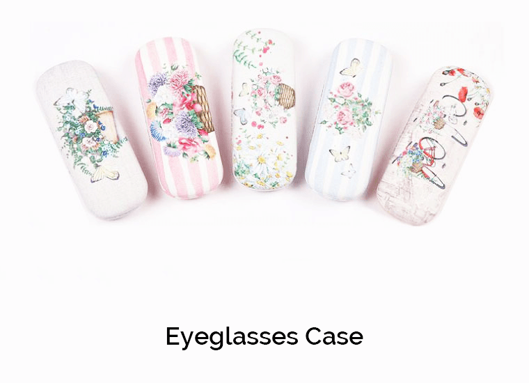 Eyeglasses Case Showcase