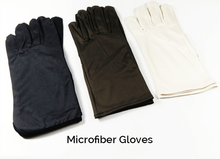Microfiber Gloves Showcase