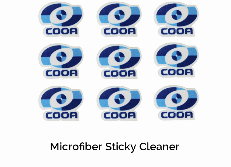 Microfiber Sticky Cleaner Showcase
